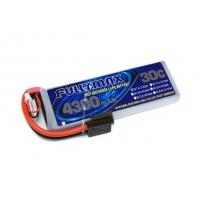 Аккумулятор LiPo Fullymax 7.4V 4300мАч 30C
