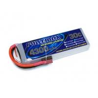 Аккумулятор LiPo Fullymax 11.1V 4300мАч 30C