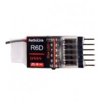 Приемник Radiolink R6D