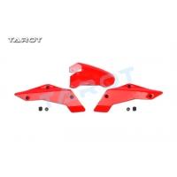 Накладки на раму Tarot 250/280 (красные)