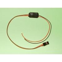 Коллекторный регулятор реверсный, SCR-02H (питание от приемн.)