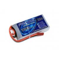 Аккумулятор LiPo Fullymax 7.4 1300мАч 20C