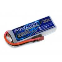 Аккумулятор LiPo Fullymax 11.1V 2200мАч 30C