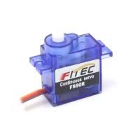 Рулевая машинка Feetech FS90R (360 град)