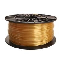 Пластик ABS 1кг (золотой)