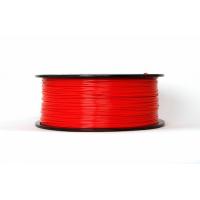 Пластик ABS 1кг (красный)