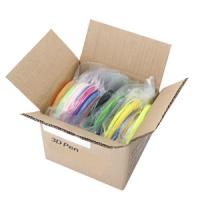 Комплект пластика PLA для 3D ручек (12 цветов)