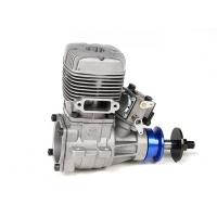 Двигатель бензиновый NGH 35cc (выхлоп сбоку)