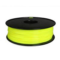 Пластик PLA 1кг (желтый)