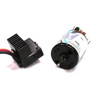 Электродвигатель коллекторный 80T с регулятором скорости для краулеров