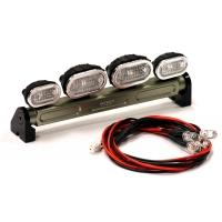 Подсветка LED (4) на крышу (оруж) для моделей 1/10, 1/8, 1/5