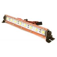 Подсветка LED на крышу (оранж) 145х19х21мм