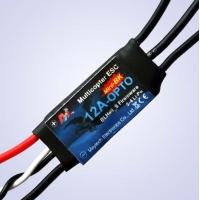 Регулятор оборотов Maytech Blackfire 12A-OPTO BLHeli_S