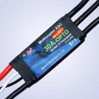 Регулятор оборотов Maytech Blackfire 30A-OPTO BLHeli_S