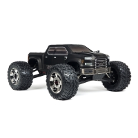 ARRMA Nero Big Rock BLX 4WD 6S 1/8