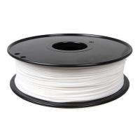 Пластик PLA 1кг (белый)