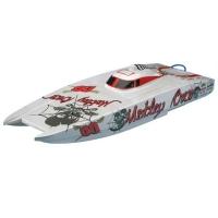 Модель лодки Catamaran Motley Crew 2,4Ghz