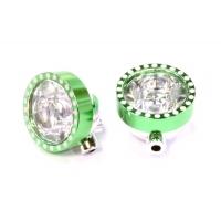 Корпус для 5мм LED (зеленый) 2шт