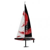 Радиоуправляемая яхта Racent Hurricane 1000мм RTR