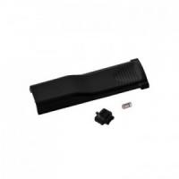 Крышка батарейного отсека Rodeo 150 (черная)