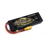 Аккумулятор LiPo Fullymax 7.4V 6500мАч 55C (Жесткий корпус)