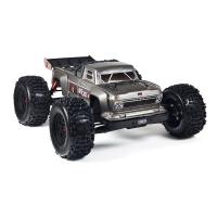 ARRMA Outcast BLX185 4WD 6S 1/8 (2018 серебристый)