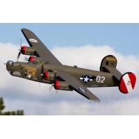 "Модель самолета FreeWing B-24 ""Liberator"" PNP"