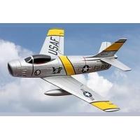 Модель самолета FreeWing F-86 Sabre PNP (64мм)