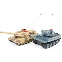 Танковый бой HuanQi