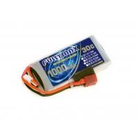 Аккумулятор LiPo Fullymax 7.4V 1000мАч 30C
