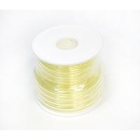 Трубка питательная масло/бензостойкая 6x3мм (желтая) бабина 4м