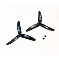 Пропеллеры Maytech 5045 Carbon 3-х лопастные (FPV Drone) 2шт
