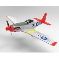 Радиоуправляемый самолет Volantex 768-1 Mustang KIT
