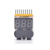 Высокоточный (0,01в) индикатор питания для LiPo аккумуляторов с биппером 1-8S