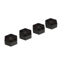 Колесные хексы ARRMA 1/10 4x4 (пластик) 14мм, 4шт