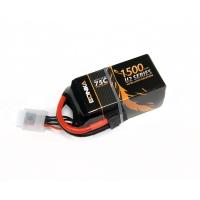 Аккумулятор LiPo Bonka 14.8V 1500мАч 75C (XT60) GRAPHENE