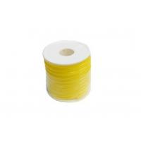 Трубка питательная 5.2x2.5 (желтая) бабина 5м