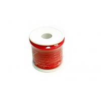 Трубка питательная 5.2x2.5 (красная) бабина 5м