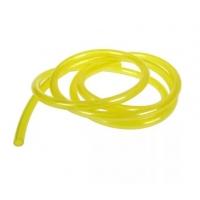 Трубка питательная для компрессионого топлива 5.5x3мм (желтая) 1м