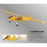Модель самолета Lanyu J3