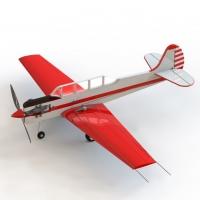 """Кордовая тренировочная модель самолета F4B """"Як-52"""""""