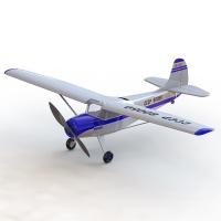 """Резиномоторная модель-копия """"Як-12А"""""""