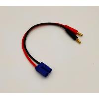 Кабель для зарядного устройства с разъемом EC5 (20cm 14AWG)