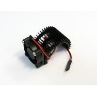 Радиатор с куллером для моторов 540, 550-го класса Ver.2