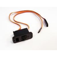 Выключатель бортового питания с LED индикатором