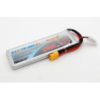 Аккумулятор LiPo Bonka 2600мАч 35C 7.4V
