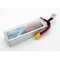 Аккумулятор LiPo Bonka 2600мАч 35C 22.2V