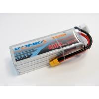 Аккумулятор LiPo Bonka 3300мАч 35C 22.2V