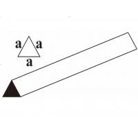 Профиль треугольный (равносторонний) бальза 3х1000мм