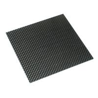 Пластина карбоновая 2,5x205x405 мм